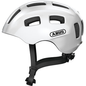 ABUS Youn-I 2.0 Helm Jugend pearl white